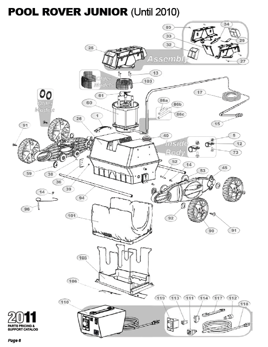 aquabot wiring diagram aquabot automotive wiring diagrams