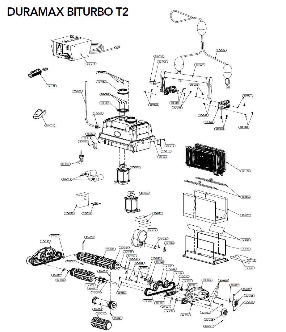 aquabot turbo t parts diagram wiring data Aquabot Turbo Parts List Pool Filter Diagram